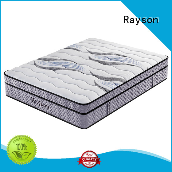 Synwin spring mattress luxury hotel mattress customized bulk order
