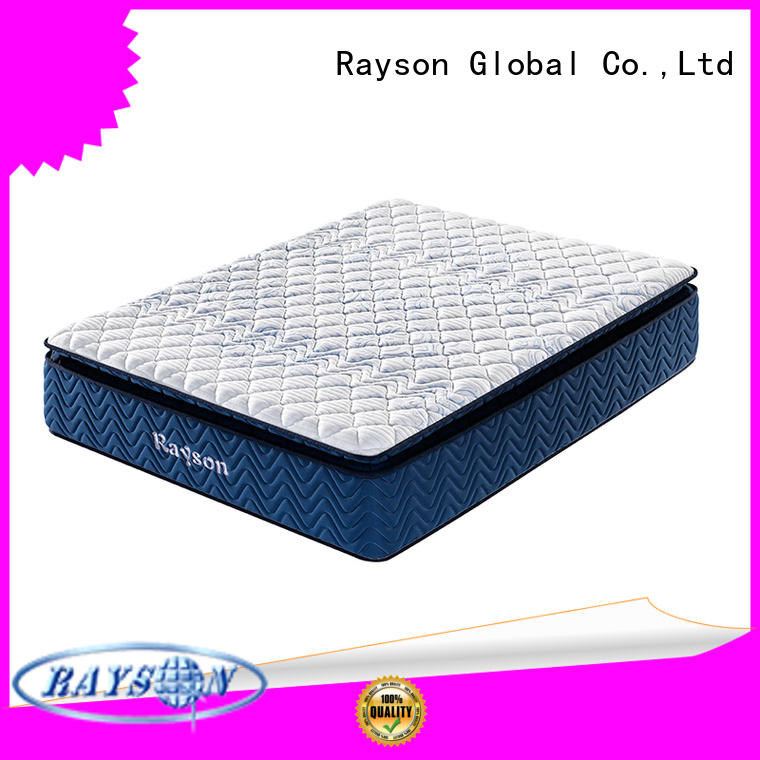 36cm height 5 star hotel mattress brand customized at discount Rayson