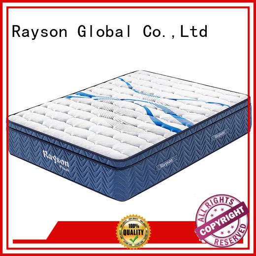 Rayson hotel quality mattress high-end