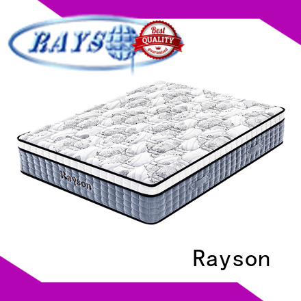 available five star hotel mattress 36cm height innerspring bulk order