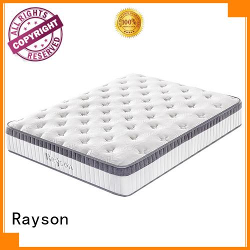 pocket sprung memory foam mattress customized pain coil Synwin Brand pocket spring mattress