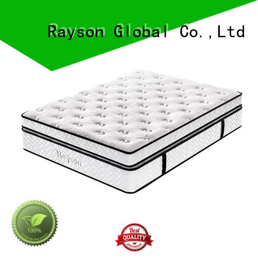 Rayson luxury mattress in 5 star hotels innerspring for sleep