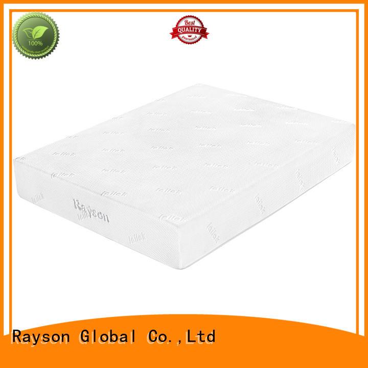 Rayson gel queen size memory foam mattress bulk order for bed