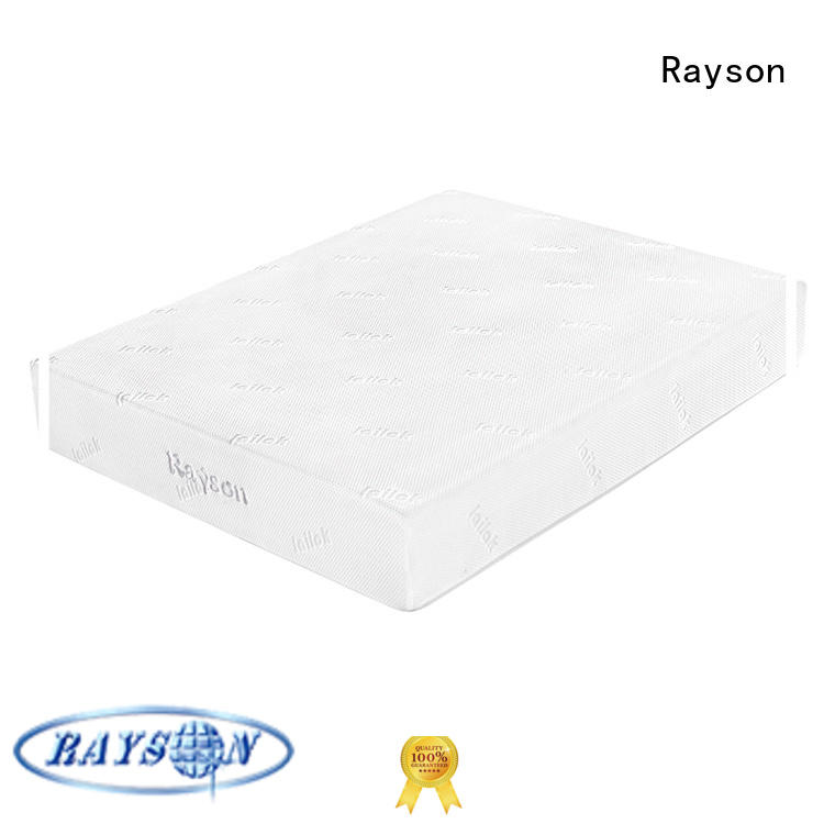 knitted fabric soft memory foam mattress hotel free design with pocket spring