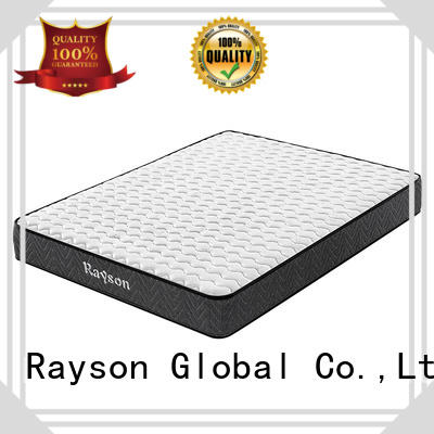 customized pocket spring mattress double luxury wholesale high density