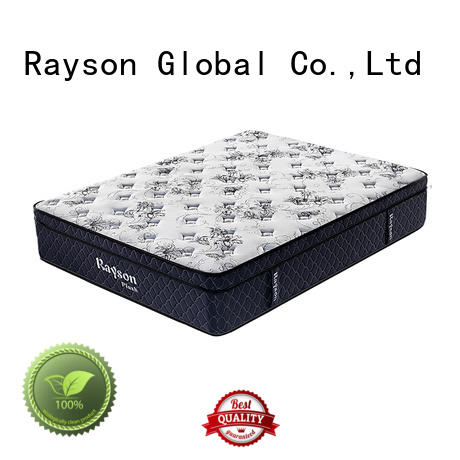 Rayson wholesale hotel comfort mattress at discount