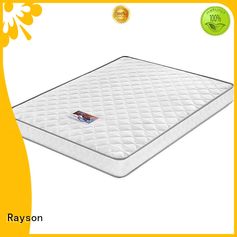 Wholesale size roll up mattress for guests box Rayson Brand