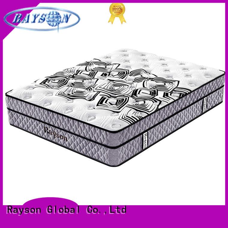 Rayson pocket bonnell hotel mattress brands customized for sleep