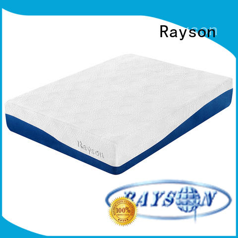 Rayson chic design twin xl memory foam mattress hotel with pocket spring