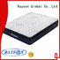 memory queen Rayson Brand top rated hotel mattresses factory