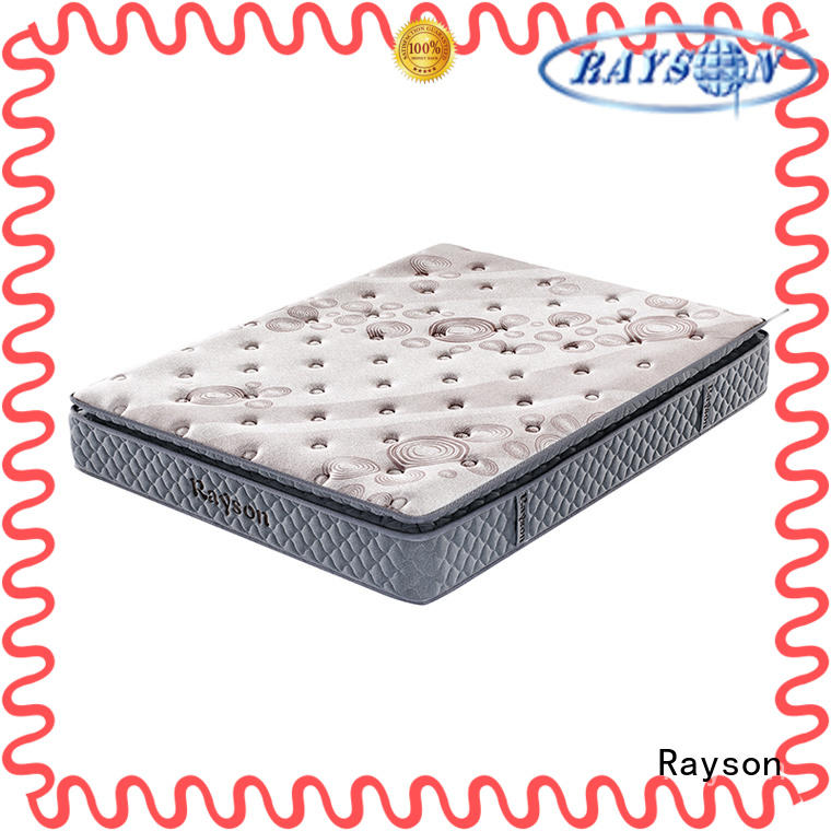warming bonnell vs pocketed spring mattress high-density with coil Synwin
