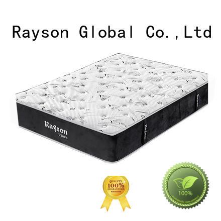 height Custom gel foam hotel quality mattress Rayson bonnell