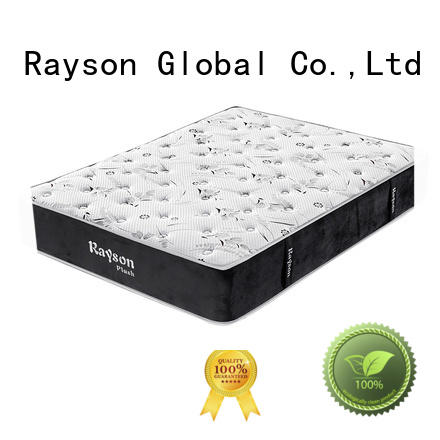 height Custom gel foam hotel quality mattress Rayson bonnell