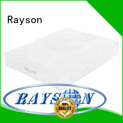 Rayson hotel twin size memory foam mattress bulk order for bed