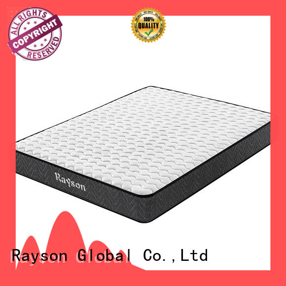 customized pocket spring mattress double luxury wholesale light-weight