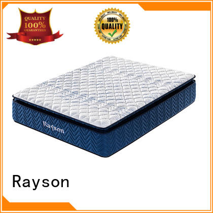 Rayson available hotel bed mattress customized for sleep