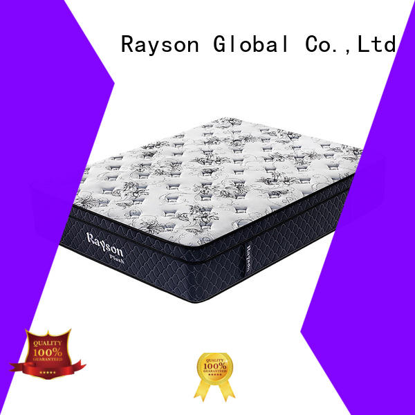 koil top Rayson Brand luxury hotel collection mattress factory