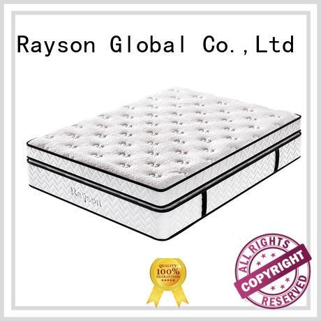 class spring OEM 5 star hotel mattress Rayson