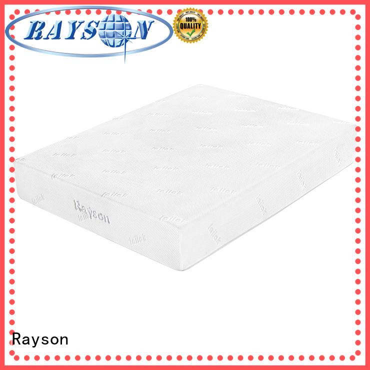 best cheap memory foam mattress customized for sound sleep Rayson