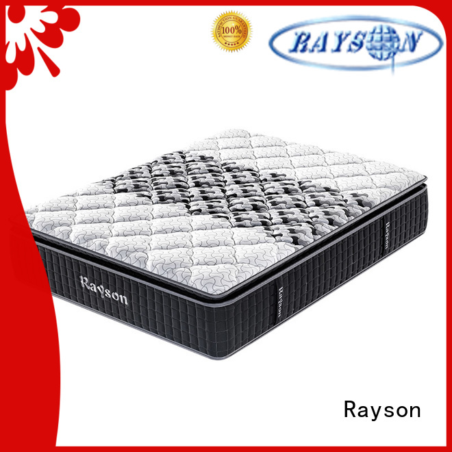 Synwin high-quality pocket sprung double mattress luxury light-weight