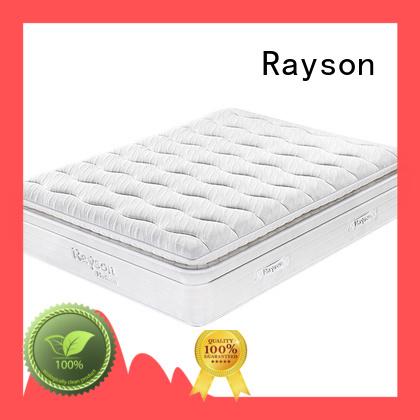 Customized Comfort Mattress Canada hotel pocket spring mattress
