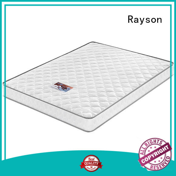 size roll rolled mattress bonnell Rayson company