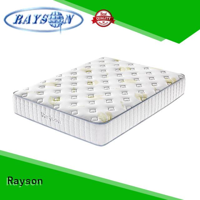 height king pain pillow pocket spring mattress Rayson