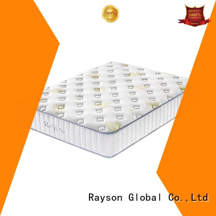 Rayson Brand euro mattress sale roll rolled foam spring mattress