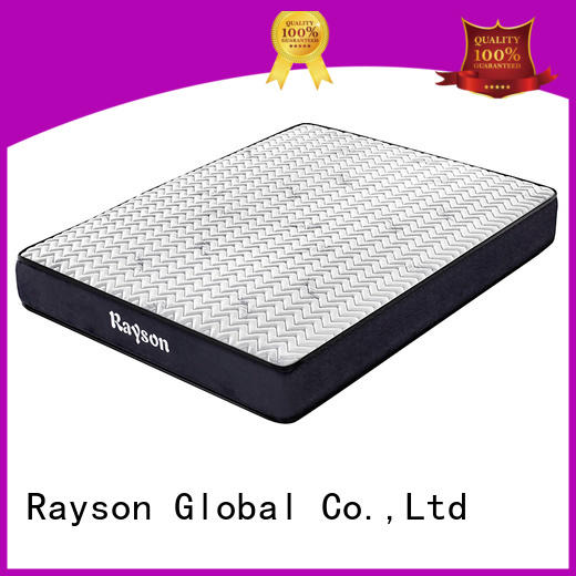 Rayson Brand top spring roll up double mattress pillow