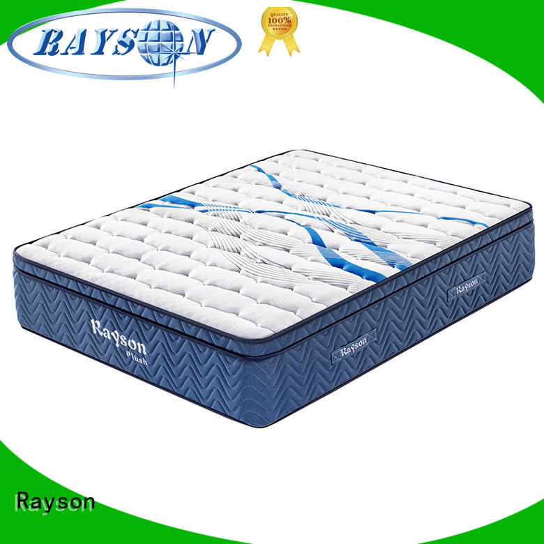 Synwin Brand size dubai back top rated hotel mattresses tight