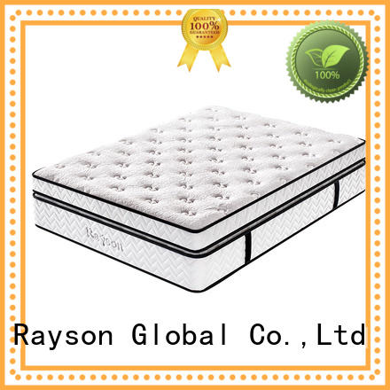 w hotel mattress latex koil Rayson Brand