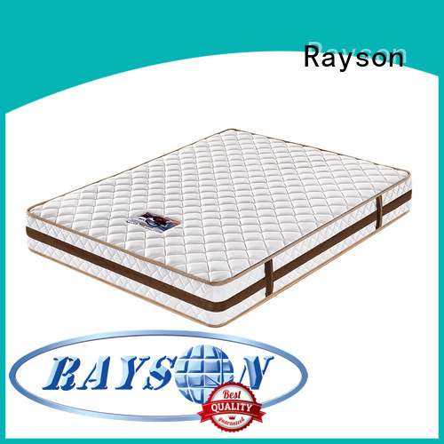 Synwin high-quality best pocket coil mattress knitted fabric high density