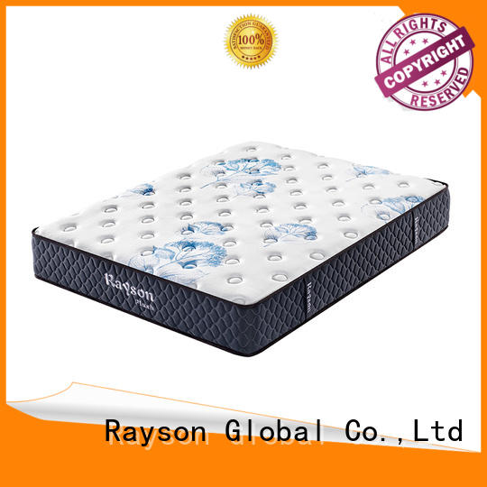 Rayson gel full memory foam mattress free design for bed