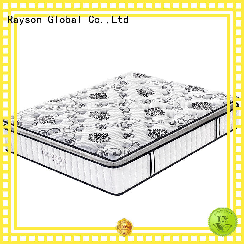 Rayson customized hotel mattress suppliers high-end