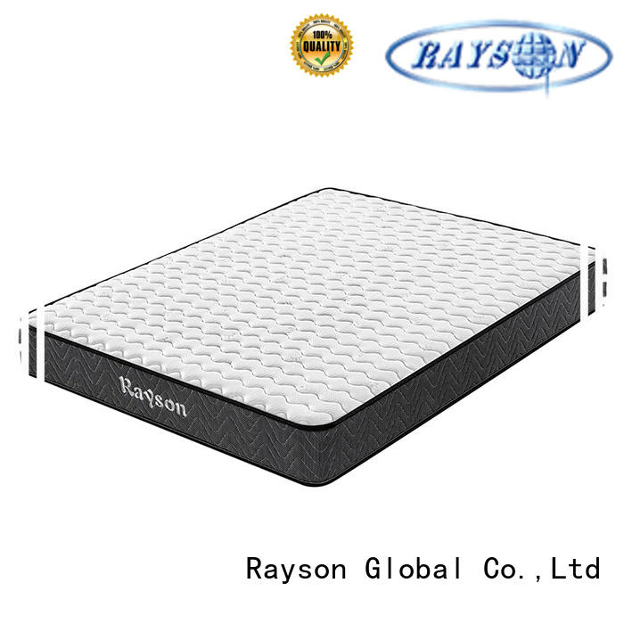 luxury best pocket coil mattress knitted fabric at discount Rayson