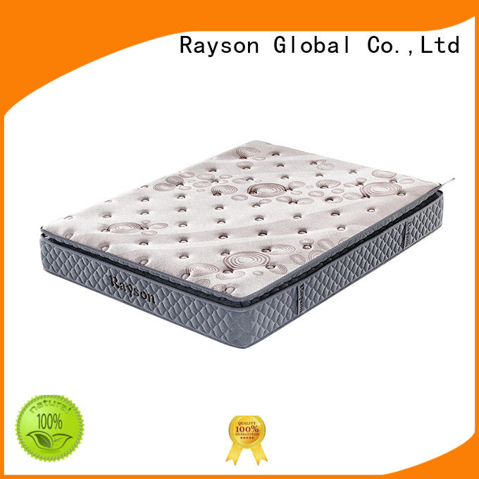 pillow firm bonnell spring vs pocket spring Rayson manufacture