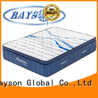 gel memory foam hotel quality mattress customized chic sleep room