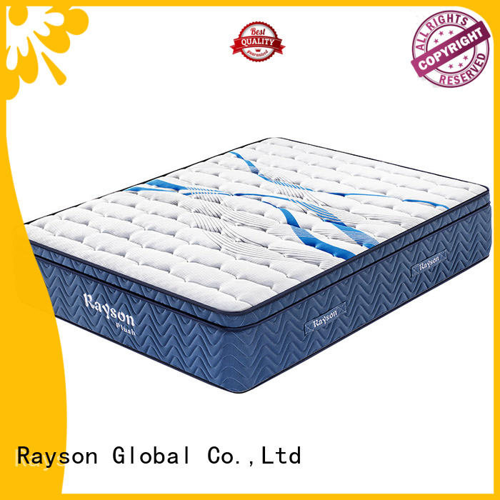 Hot top rated hotel mattresses rsbpt Rayson Brand