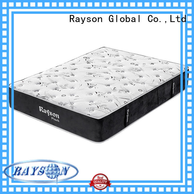 Rayson customized best hotel mattress luxury