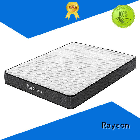Rayson chic design pocket mattress low-price high density