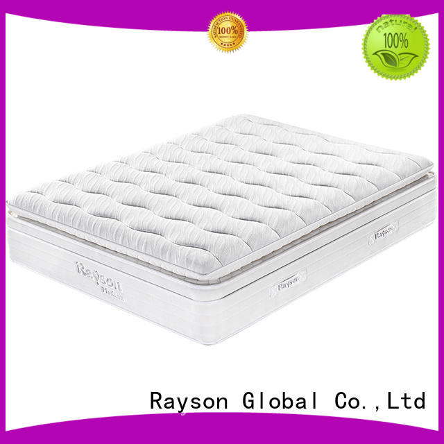 Rayson best hotel mattress high-end for wholesale
