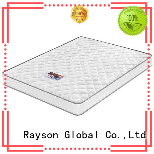 Rayson living room bonnell spring mattress price 12 years experience firm for star hotel