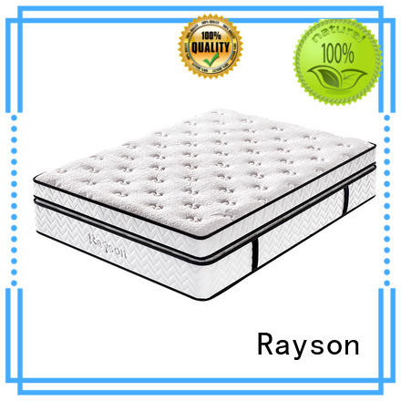 spring mattress four seasons hotel mattress customized at discount Rayson