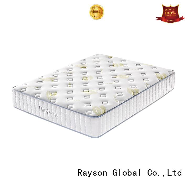 two pocket spring mattress 5zone size Synwin company