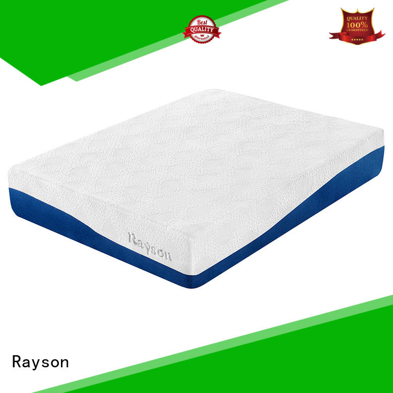 soft memory foam mattress customized for bed Rayson