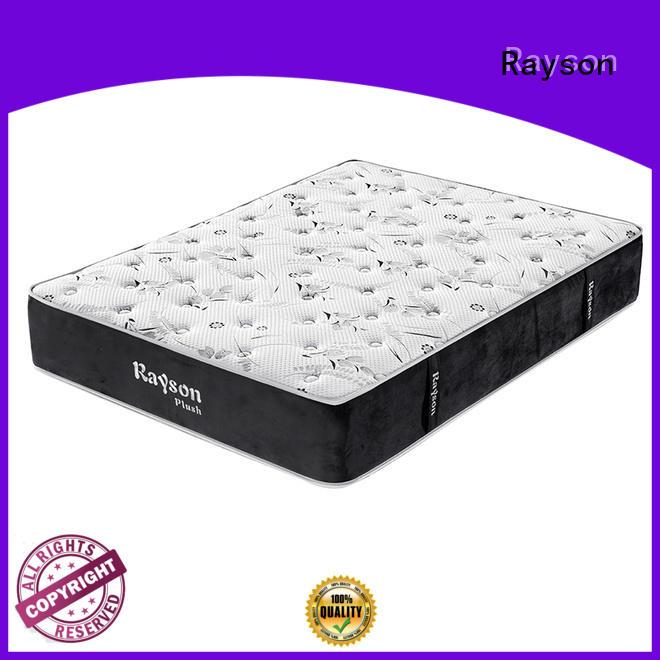 dubai pocket top rated hotel mattresses Rayson manufacture