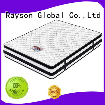 Rayson customized bonnell spring mattress high-density with coil