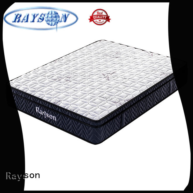 hotel king mattress customized chic sleep room