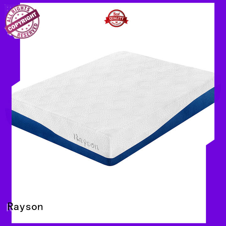 Gel memory foam roll up wholesale mattress in box knitted fabric