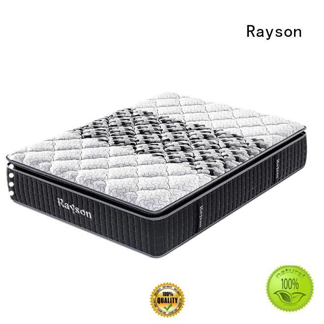 rspetpp spring Rayson Brand 5 star hotel mattress